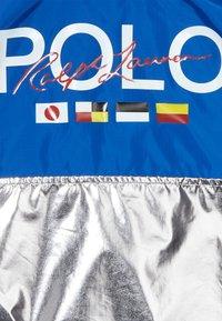 Polo Ralph Lauren - OUTERWEAR - Lehká bunda - gunmetal - 3