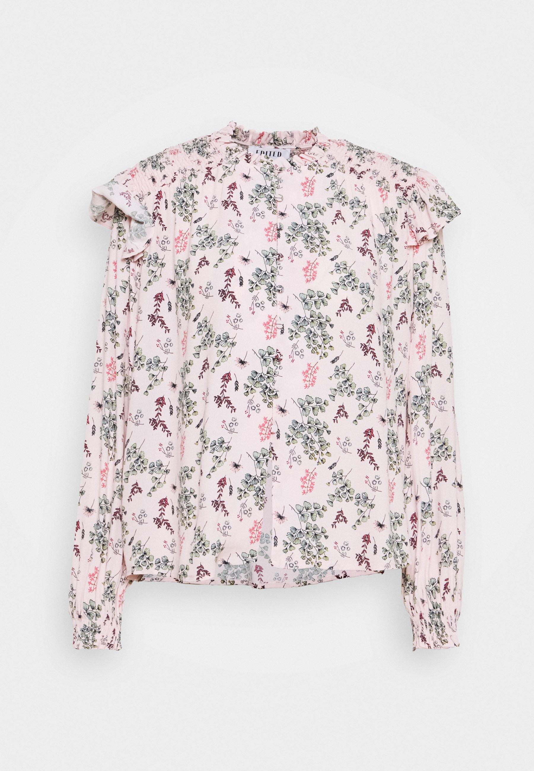 Women MADITA BLOUSE - Long sleeved top
