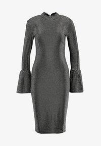 YAS - YASJENNIFER DRESS SHOW - Cocktailkleid/festliches Kleid - black/silver - 6