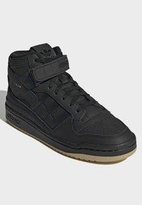 adidas Originals - High-top trainers - black - 1
