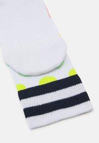 Happy Socks - BIG DOT CREW SOCK UNISEX - Socks - multi - 1