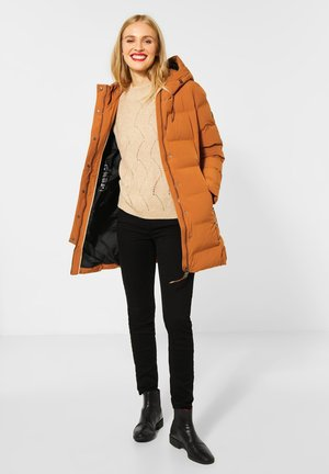Winter coat - braun