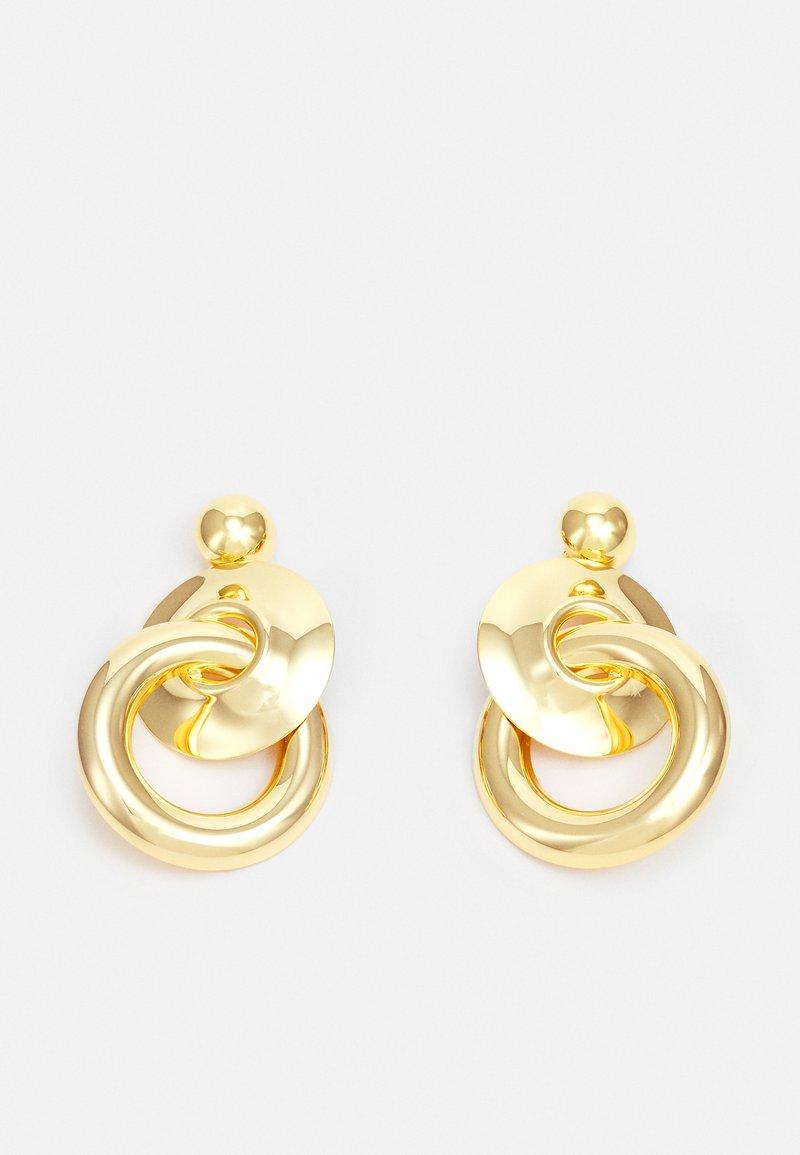 Cult Gaia - SONYA EARRING - Earrings - gold-coloured