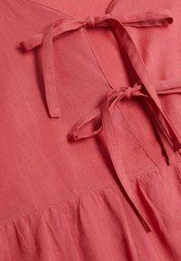 Mango - VIOLET - Maxi dress - erdbeerrot - 2