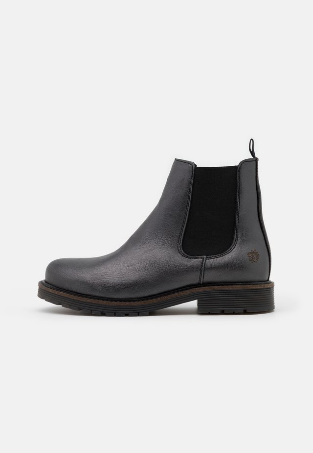 STELLA - Classic ankle boots - antrazit