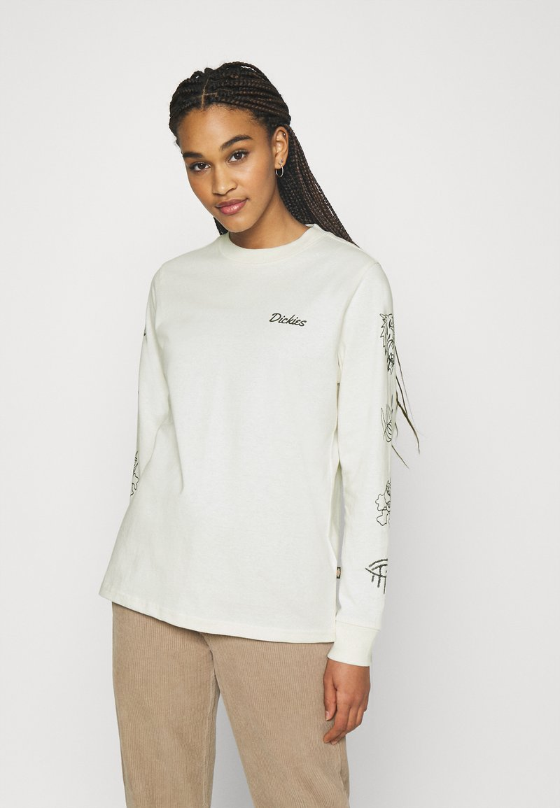 Dickies - HARMONY - Long sleeved top - ecru