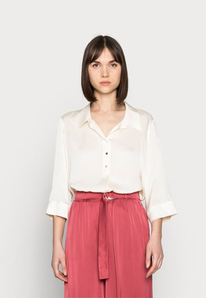 KAILY SHINE SHIRT - Blouse - ecru