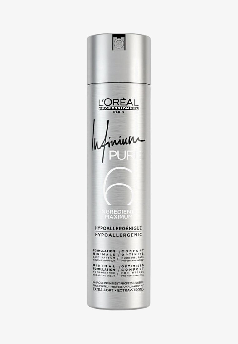 L'Oréal Professionnel - INFINIUM PURE EXTRA STRONG - Hair styling - -