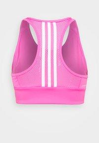 adidas Performance - Sujetadores deportivos con sujeción ligera - pink - 1
