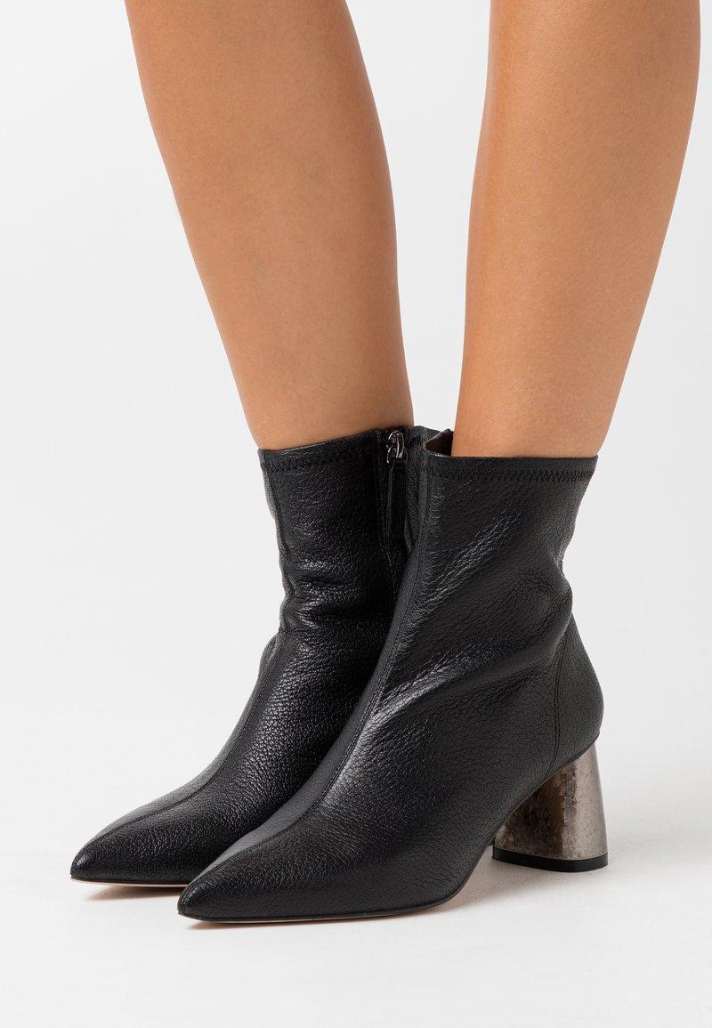 Kurt Geiger London - RIO SOCK - Classic ankle boots - black