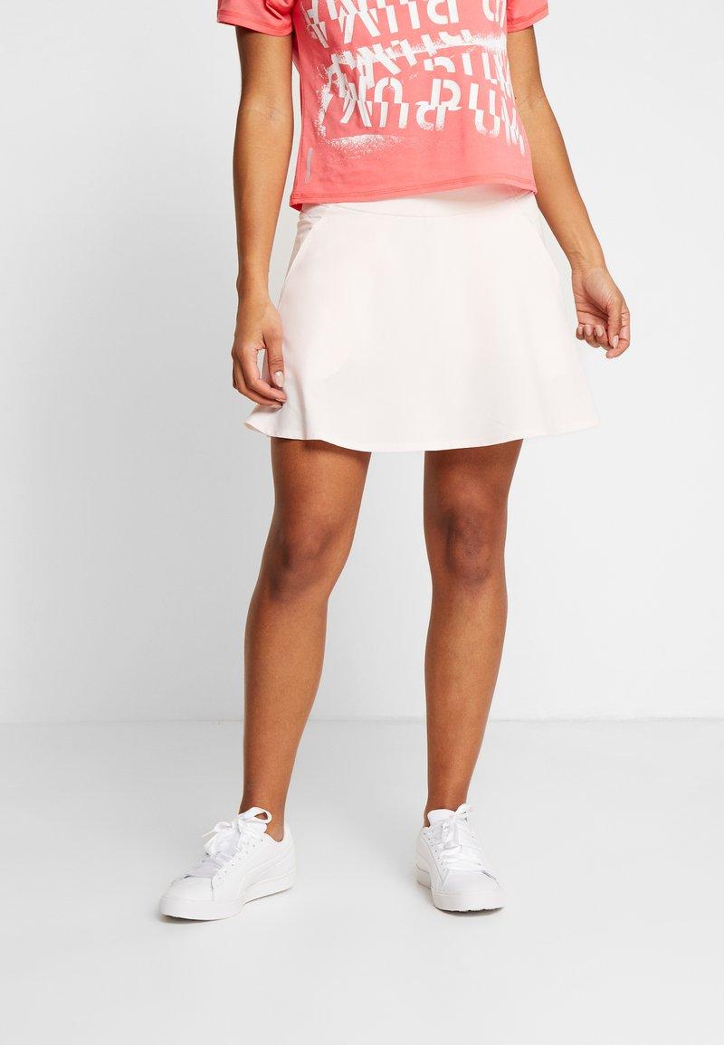 Puma Golf - Sportovní sukně - rosewater