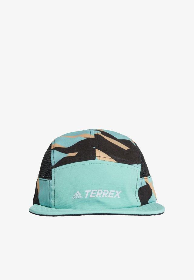 TRX 5P CAP GRPH - Pet - green