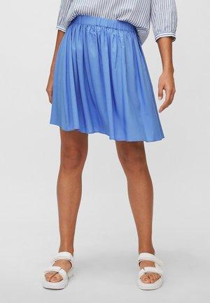 Áčková sukně - intense blue