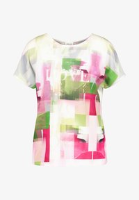 Gerry Weber - MIT MODISCHEM - Print T-shirt - ecru/weiss multicolor - 2