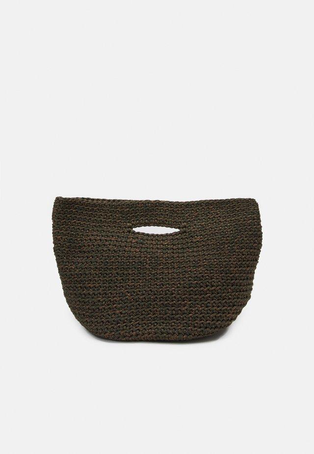 NIRVANA BAG - Käsilaukku - verde musgo