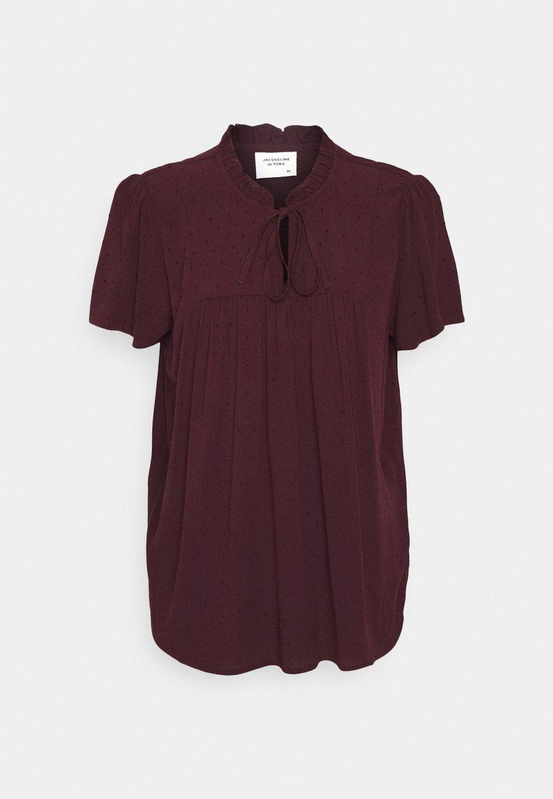 JDY - JDYLIMA - T-shirts med print - winetasting