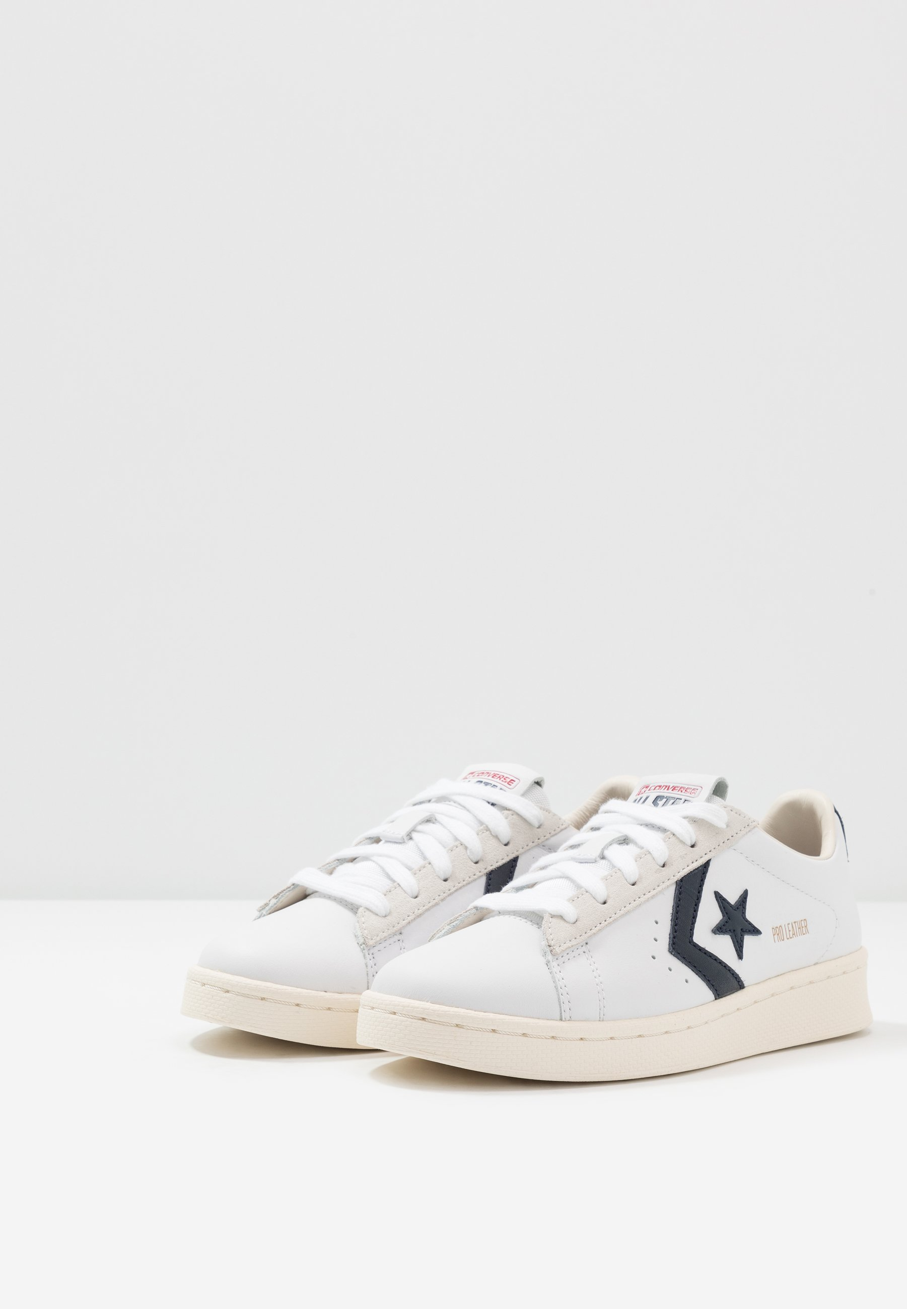 Converse Pro Leather - Sneakers White/obsidian/egret