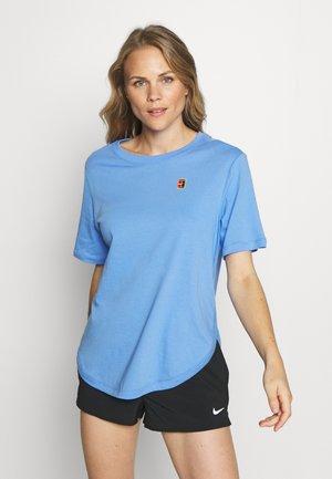 TEE COURT - Camiseta básica - royal pulse