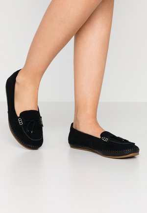 MARIAM - Mocassins - black
