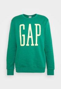 GAP - LOGO - Bluza - green shade - 5