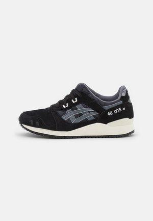 GEL-LYTE III UNISEX - Sneakers laag - black/cream