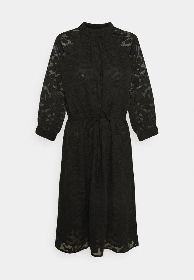 SLFREESE-DAMINA SHORT DRESS  - Day dress - black