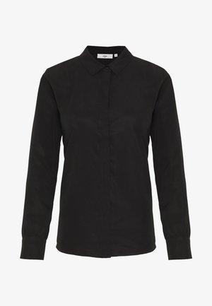 DIDO - Button-down blouse - black