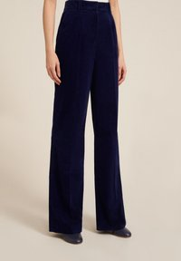 Luisa Spagnoli - OUTFIT - Trousers - blu - 0