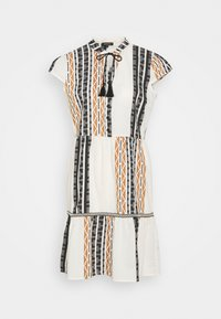 More & More - DRESS SHORT - Vardagsklänning - mehrfarbig - 0