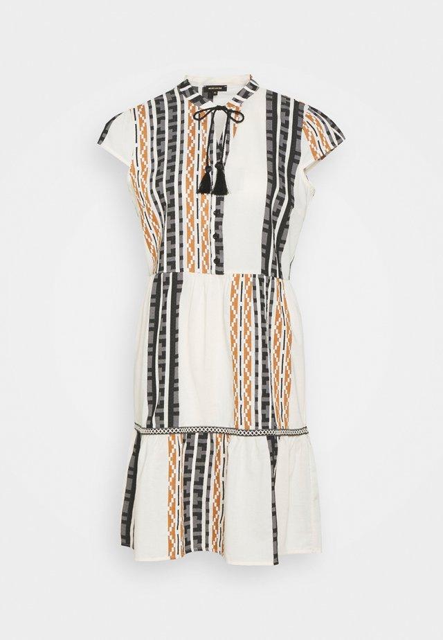 DRESS SHORT - Korte jurk - mehrfarbig