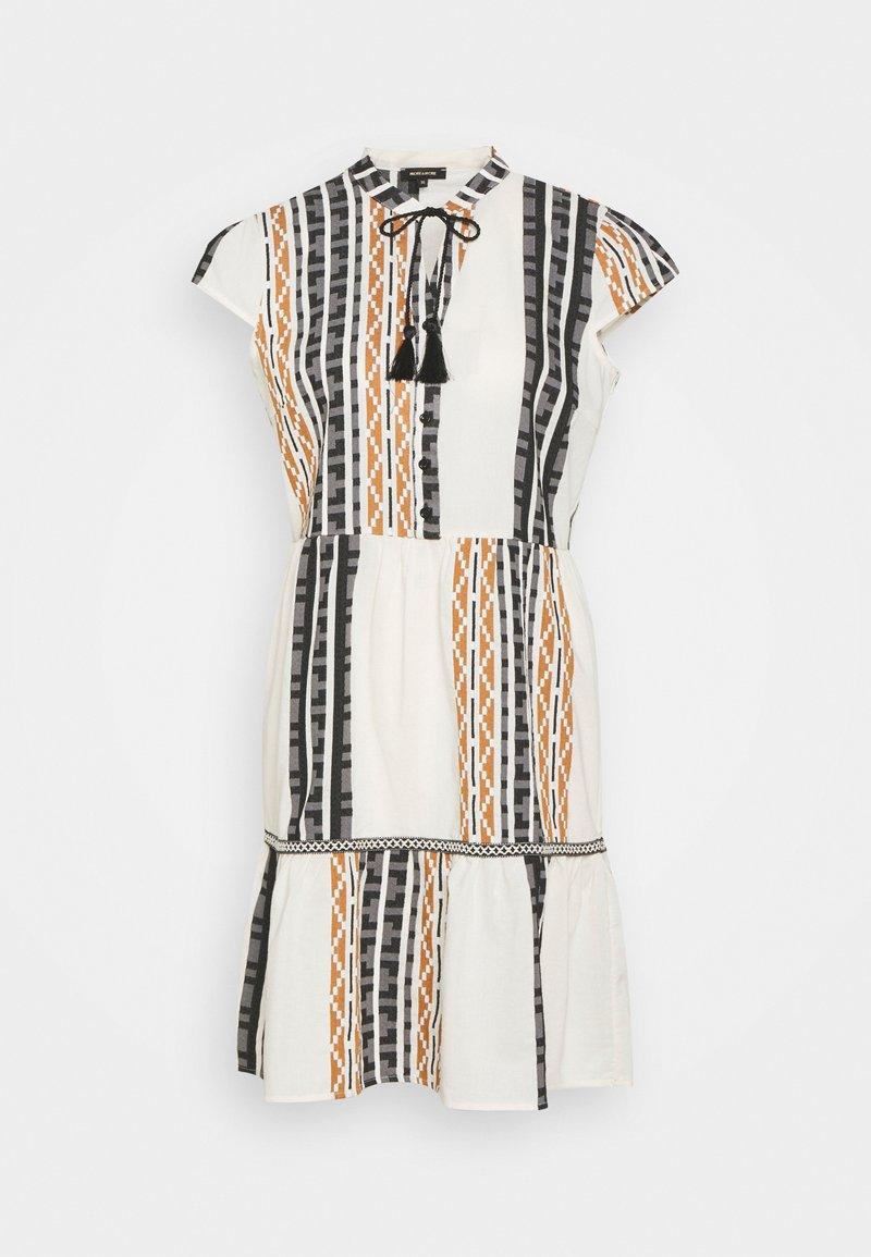 More & More - DRESS SHORT - Vardagsklänning - mehrfarbig