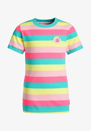T-shirt print - multi coloured