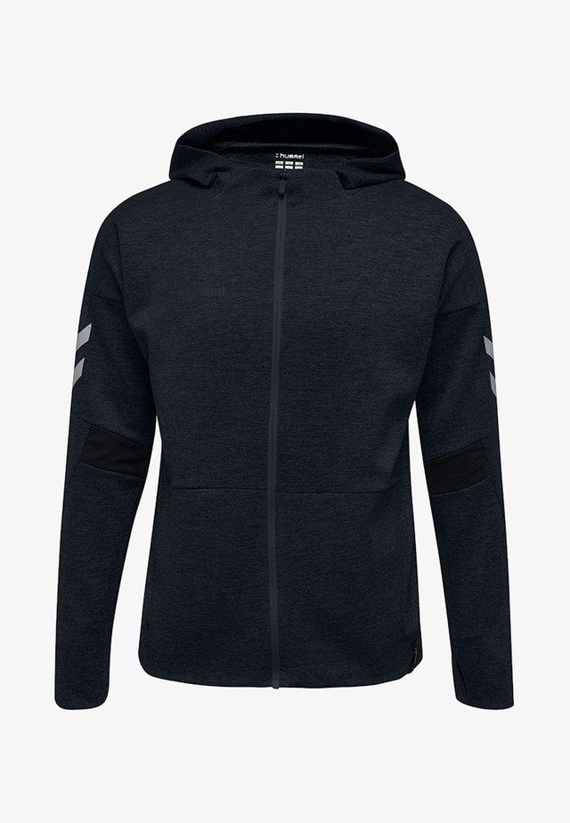 TECH MOVE  - Zip-up hoodie - black