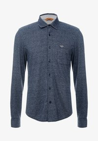 DOCKERS - ALPHA BUTTON UP - Shirt - pembroke infused slub - 4