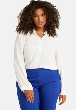 LIVE - Button-down blouse - bianco