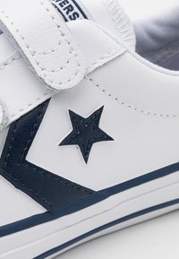 Converse - STAR PLAYER UNISEX - Sneakers basse - white/navy - 5