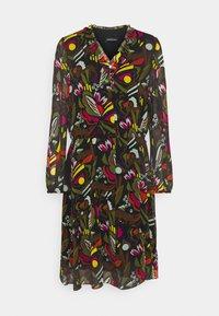 Marc Cain - Day dress - khaki - 5