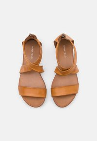 Anna Field - LEATHER - Sandals - brown - 5