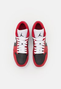 Jordan - AIR 1 - Baskets basses - gym red/white/black - 5