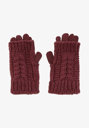 Gloves - purple