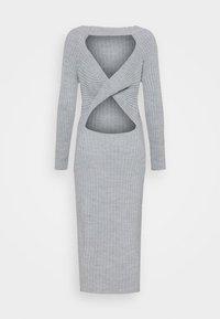 WAL G. - LASSIE DRESS - Jumper dress - light grey - 1