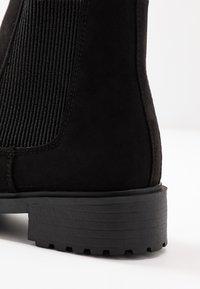New Look - DAILY - Støvletter - black - 2