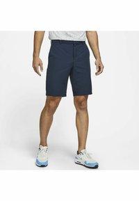 Nike Golf - HYBRID - Sports shorts - obsidian/obsidian - 0