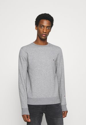 TOMMY SLEEVE LOGO SWEATSHIRT - Collegepaita - grey