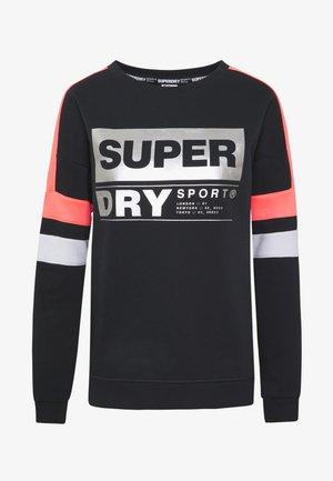 STREETSPORT CREW - Sweatshirt - black