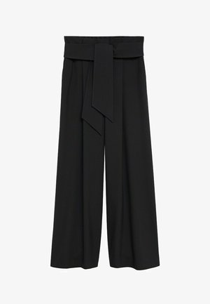 ENVELOP - Trousers - svart