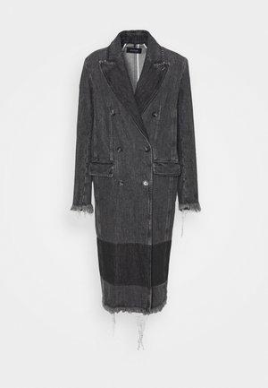 TACITO - Classic coat - black