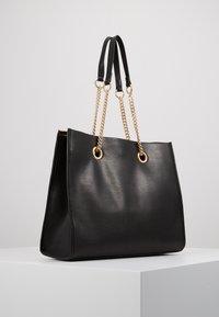 New Look - HUGO QUILTED TOTE - Tote bag - black - 2