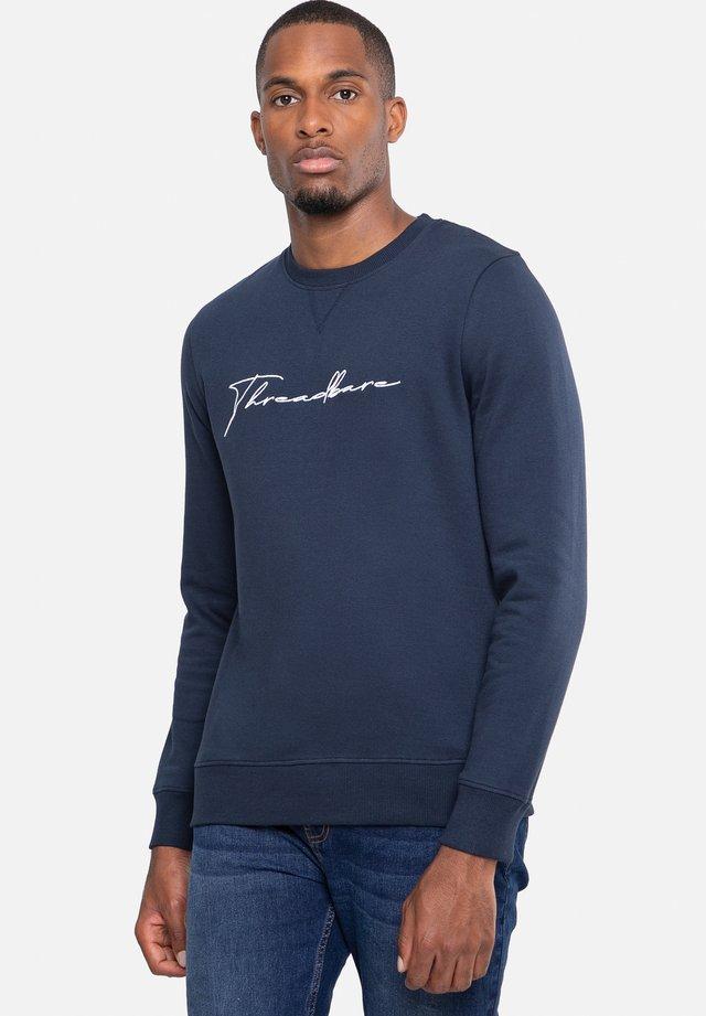 TRENTON - Sweater - navy