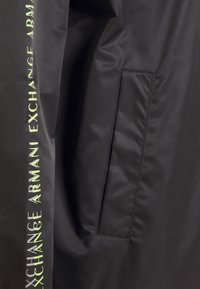 Armani Exchange - Summer jacket - black - 3